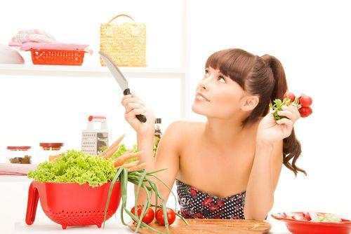 Строгая диета поможет быстро сбросить лишний вес