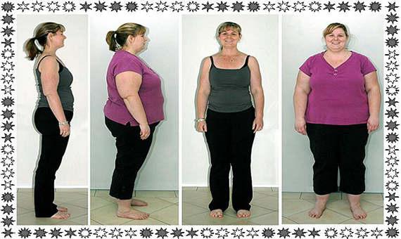 диета на месяц минус 25 кг