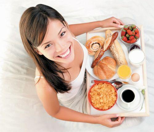 Рецепты низкокалорийных завтраков