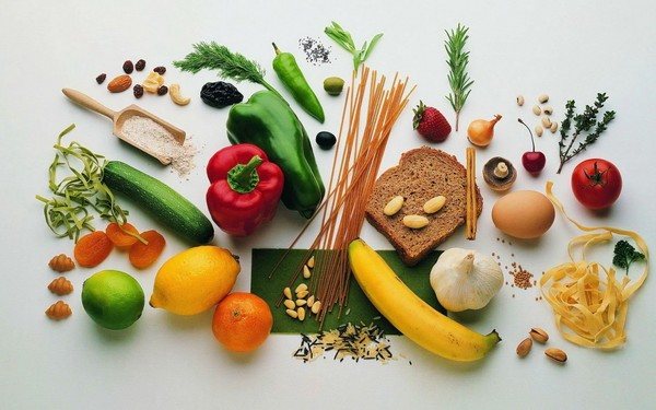 список продуктов с калориями для похудения скачать