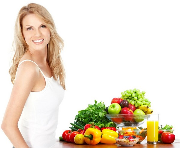 как похудеть режим питания меню