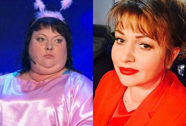Как похудела Ольга Картункова на 68 кг - диета, фото до и после похудевшей Ольги Картунковой