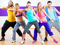 Видео-уроки Зумба: фитнес для начинающих