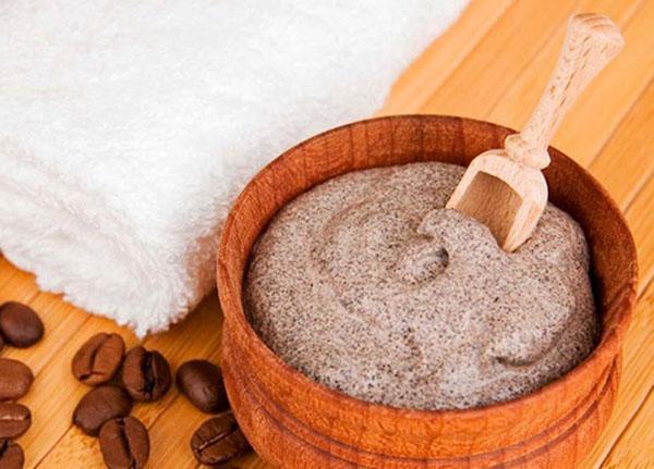 Кофейное обертывание для похудения