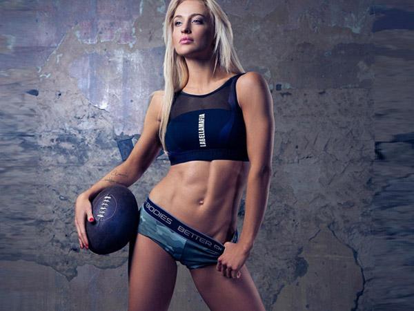 ЗОЖ в удовольствие: три совета от фитнес-модели Екатерины Лаптевой