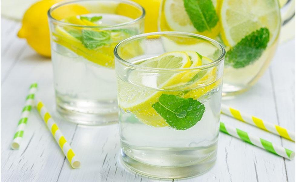 Похудеть на воде с лимоном