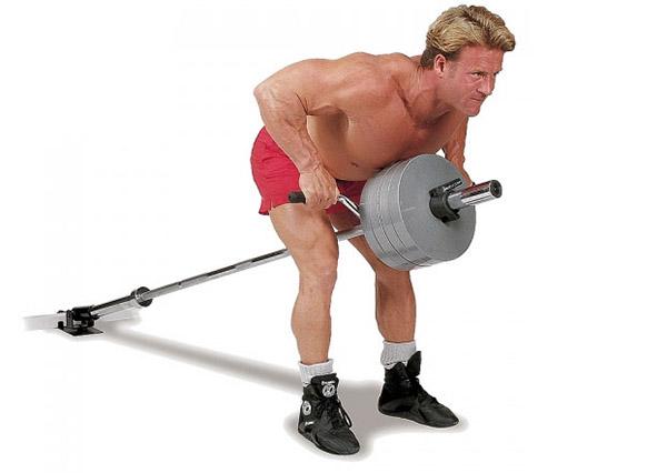 Тренажер для тяги в наклоне своими руками