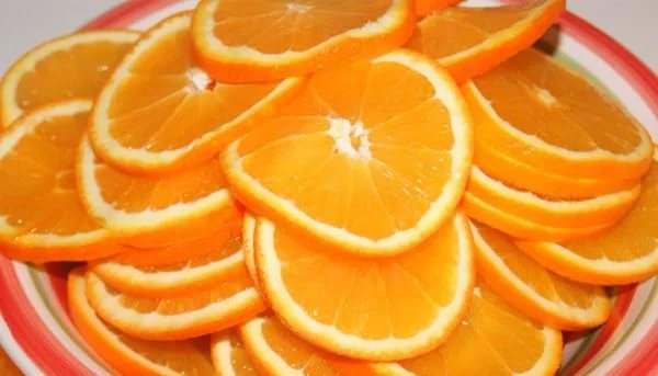 пирог с тыквой и апельсинами