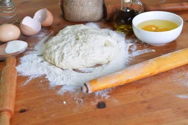 диетические пирожки с капустой