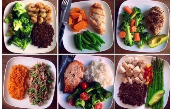 Диетические блюда на ужин