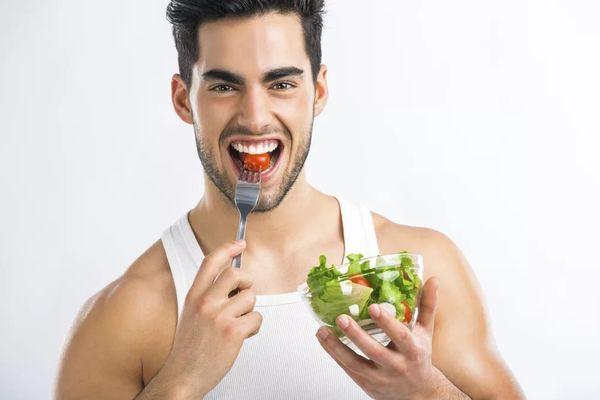 диета для мужчин при тренировки ног