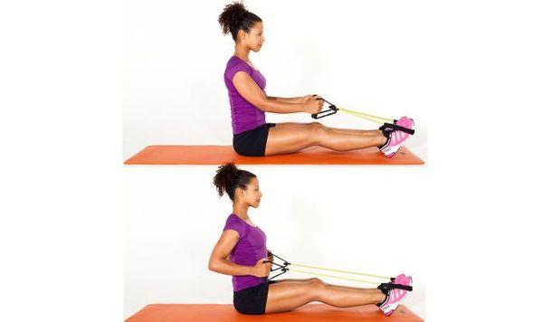 Упражнения для рук женщины видео без гантелей