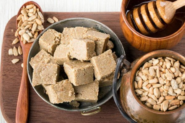 Халва: польза и вред для организма, калорийность
