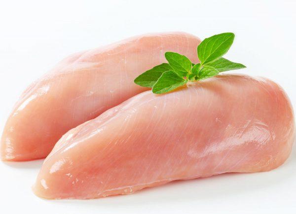 Сколько калорий в курином филе запеченном