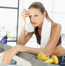 Похудеть поможет фитнес