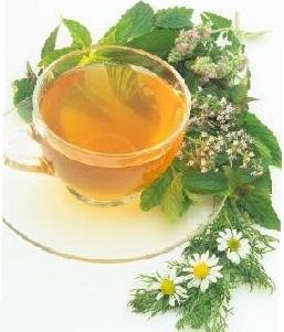 лечение с помощью лекарственных трав