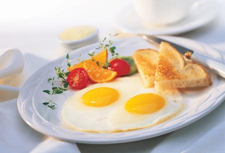 Хотите похудеть – ешьте яйца на завтрак
