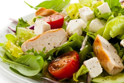 Что кушать на диете для похудения