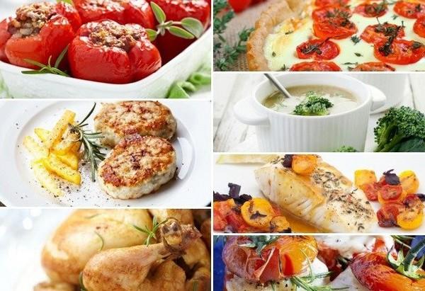 Правильное питание для похудения: меню на каждый день для девушек