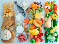 Самые низкокалорийные продукты питания