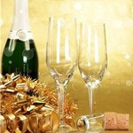 Как пить новогоднее шампанское