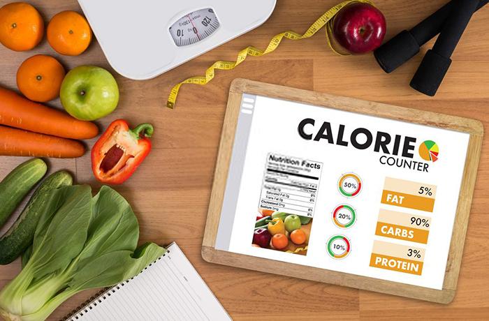 расчет калорий для женщин