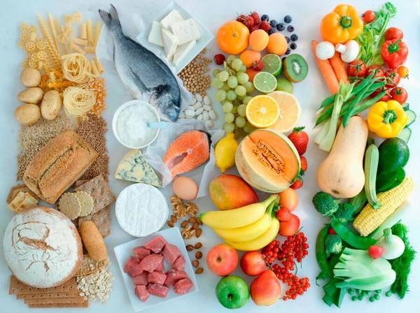 Правильное питание: меню для похудения