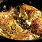 Рецепт для диеты Дюкана этап Атака: запеканка курица с чесноком