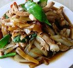 Рецепт для диеты Дюкана этап Атака: курица с имбирем