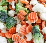 Фрукты и овощи полезнее в замороженном виде