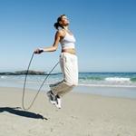 Как похудеть в ногах и бедрах с помощью скакалки