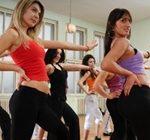 Танцевальная аэробика: упражнения для похудения