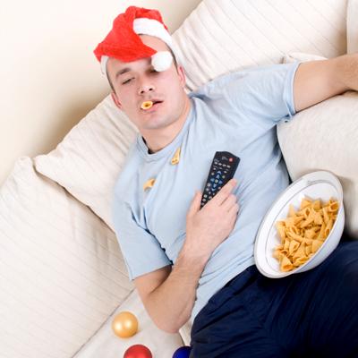 Что делать, если переел в новогодние праздники