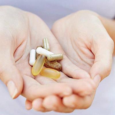 Витамины и железо
