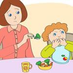 Ученые: «Не рассказывайте детям о здоровой пище»