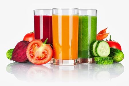 Овощные смузи: вкусные рецепты с фото