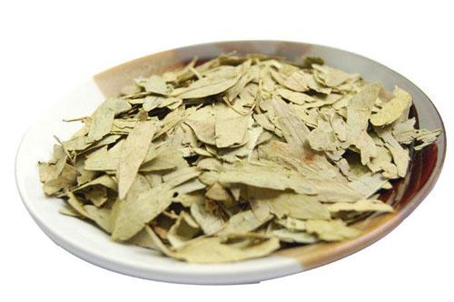 Трава сенна для похудения. Листья сенны для очищения организма.