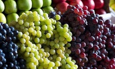Насколько эффективна виноградная диета? Правильное питание.