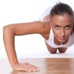 Видео упражнения для увеличения грудных мышц