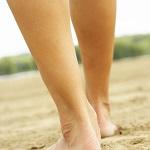 Как уменьшить объем икр на ногах быстро: видео упражнения