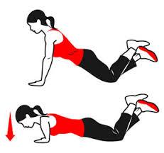Эффективные упражнения для подтяжки грудных мышц: видео