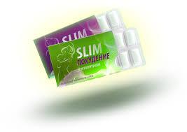 Жевательная резинка Slim для похудения: отзывы, инструкция