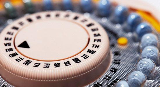 Противозачаточные таблетки для похудения.