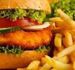 Еда из Макдональдса приводит к отсутствию аппетита