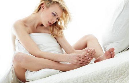 Шипица на ноге: фото, симптомы, лечение