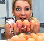 Ученые: чтобы сбросить лишний вес, нужно есть яйца