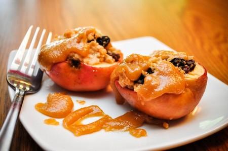 Вкусные, полезные, малокалорийные рецепты печеных яблок