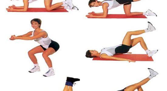 Упражнения на растяжку всех мышц ног (бедер, лодыжек, икр, голеней)