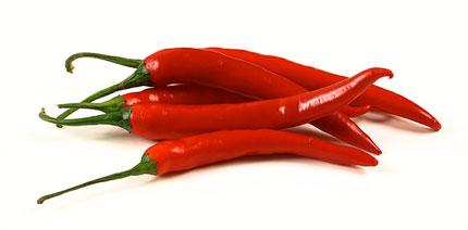 Красный горький перец: лечебные свойства