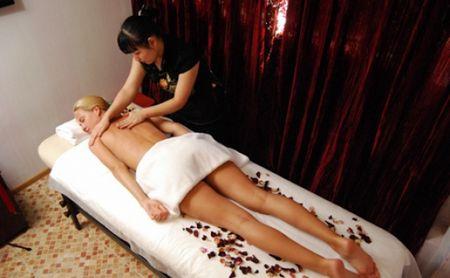 Китайский массаж